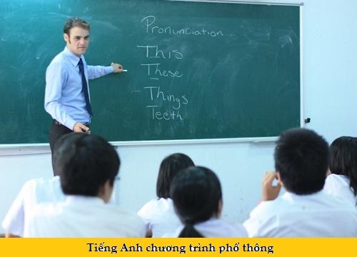 Chương trình tiếng Anh phổ thông: Thiếu giáo viên đạt chuẩn