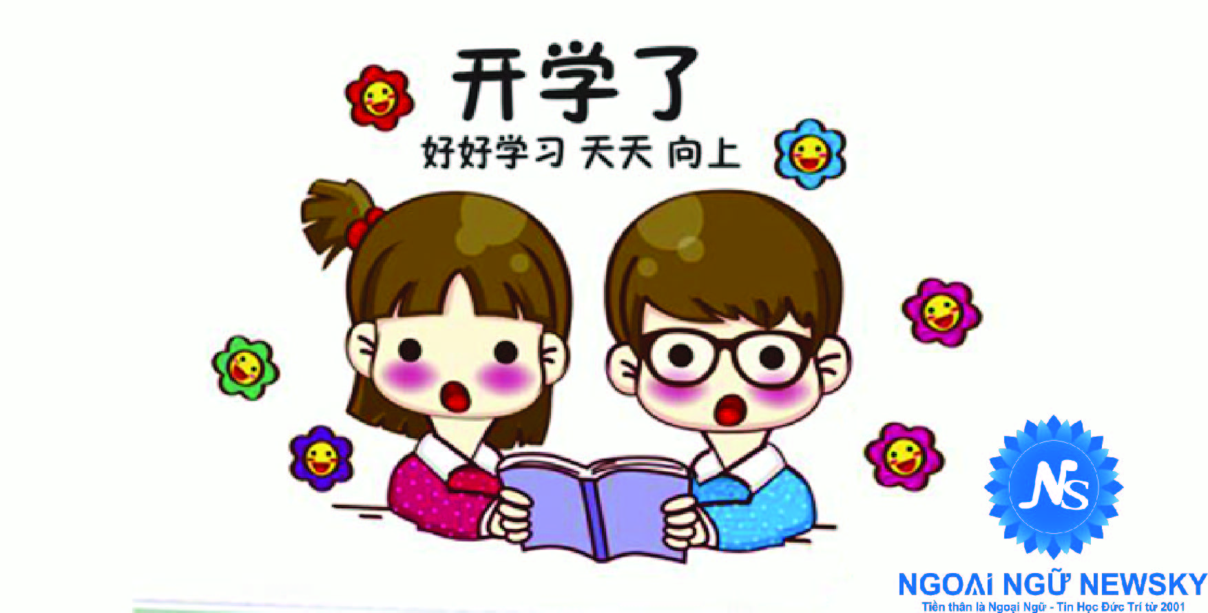 10 Tuyệt Chiêu học tiếng Trung siêu dễ nhớ