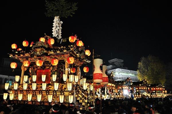 Lễ hội Chichibu Yomatsuri