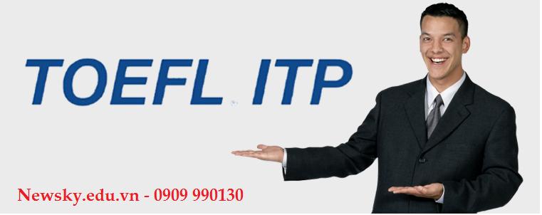 LUYỆN THI TOEFL iTP