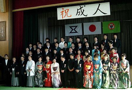 Lễ Thành Nhân ở Nhật Bản – Phần 2