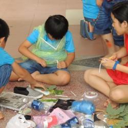 Một hoạt động Anh văn hè bán trú Quận Phú Nhuận