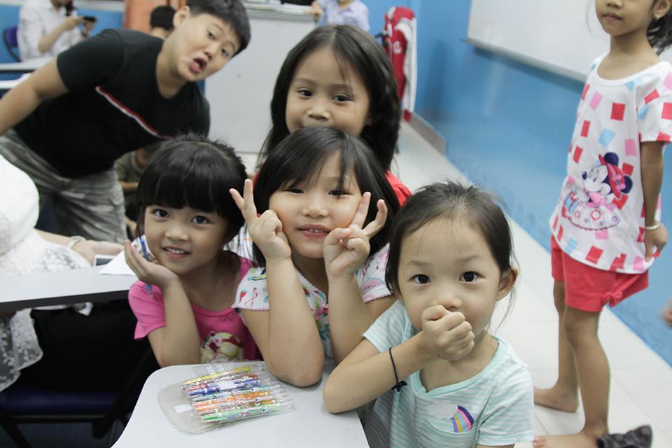 Học Hè ở đâu cho Trẻ tại TpHCM