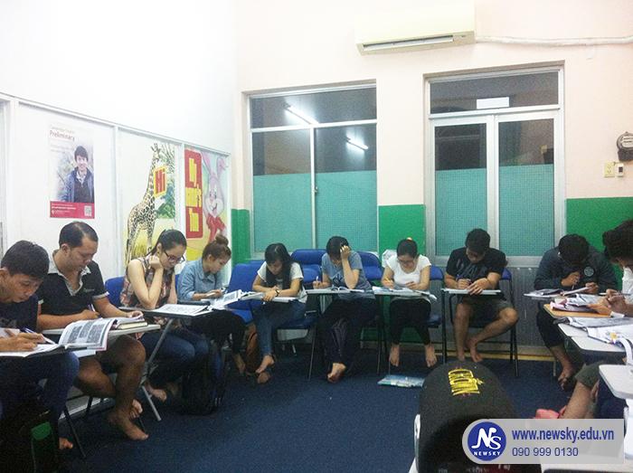 Học tiếng Anh cấp tốc tại quận Tân Bình
