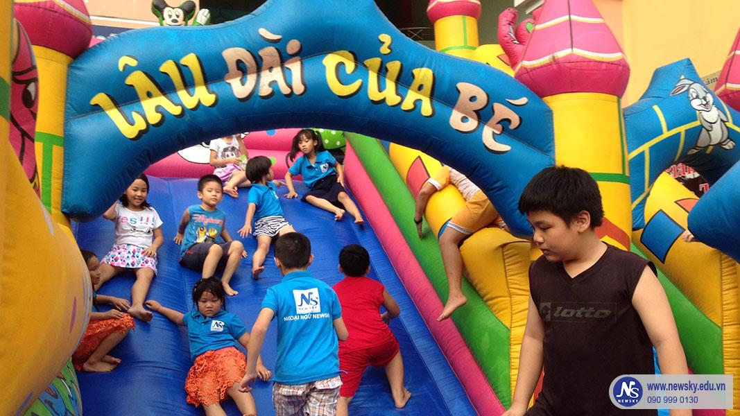 Học tiếng anh trẻ em hiệu quả TPHCM