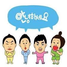 Tiếng Hàn Giới thiệu bản thân