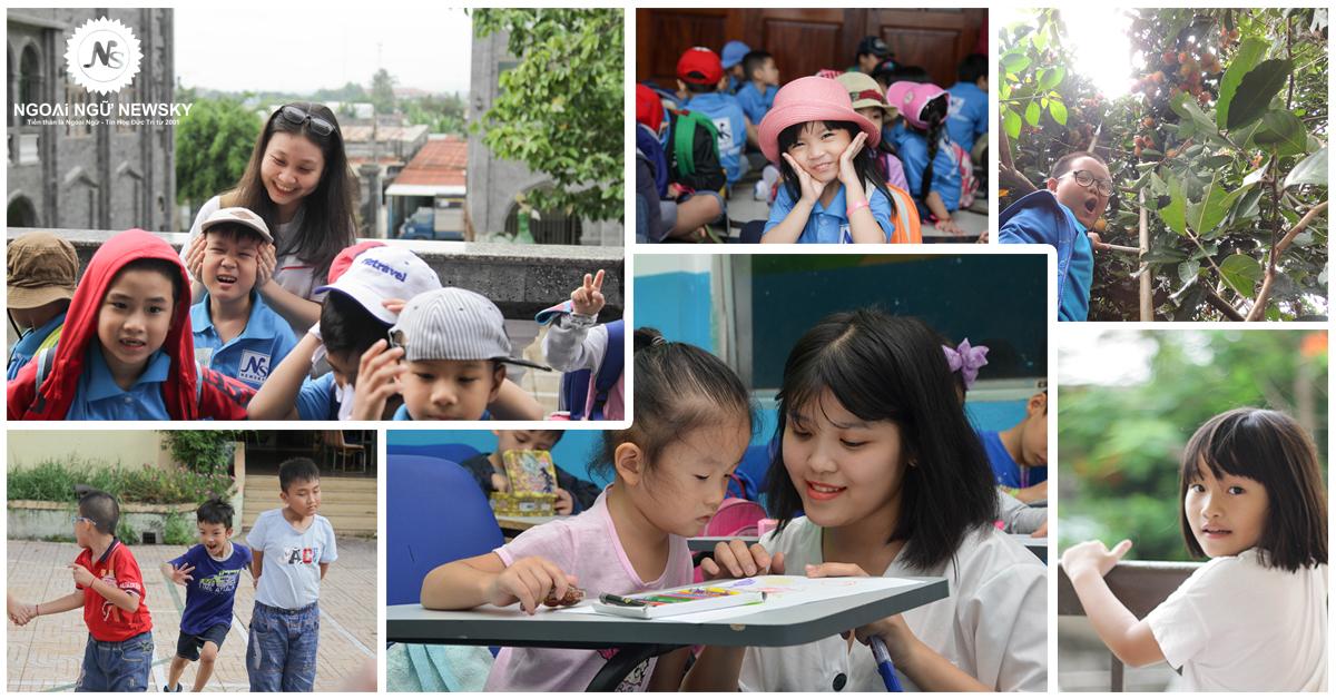 Khóa học tiếng Anh cho học sinh Phú Nhuận