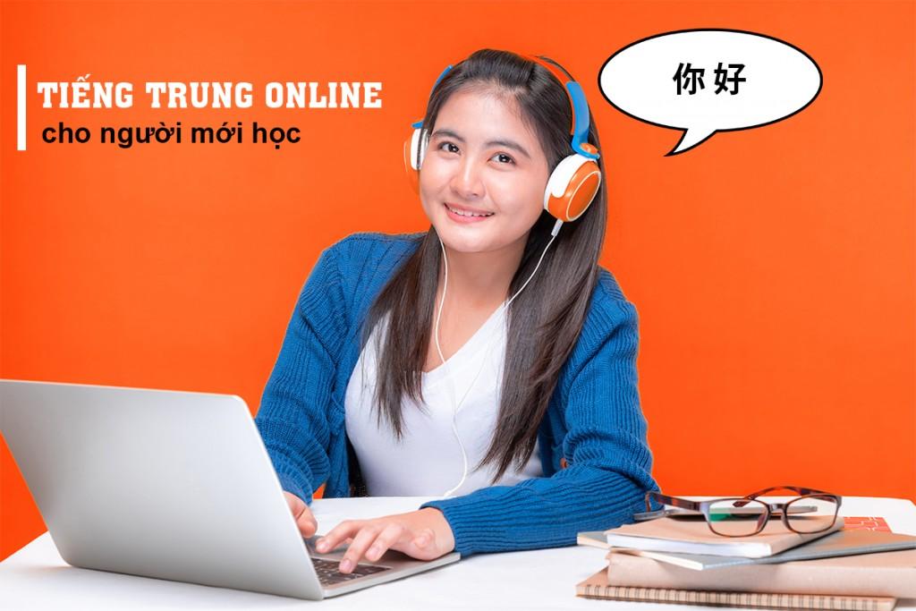 Khóa tiếng Trung Online cho người mới học