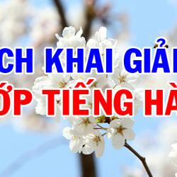 lich-khai-giang-lop-tieng-han-tai-quan-thu-duc-quan-9