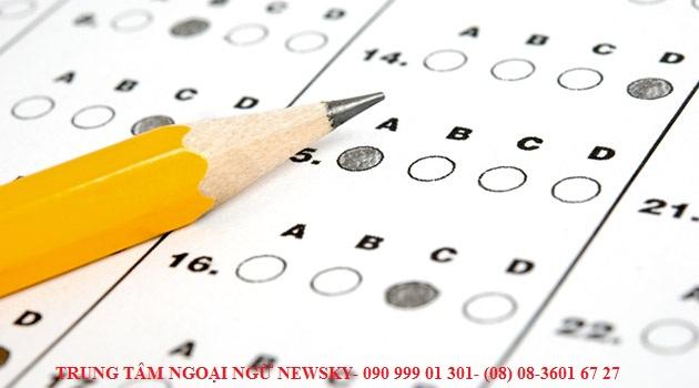 Sẽ thay đổi quy định làm tròn điểm trắc nghiệm kỳ thi THPT quốc gia