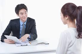 Tiếng Hàn phỏng vấn xin việc