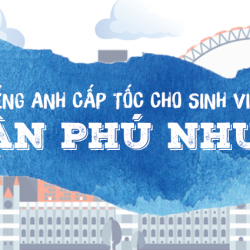 Tiếng Anh cho Sinh Viên quận Phú Nhuận