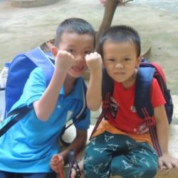 Tiếng Anh hè Bán trú quận Tân Bình