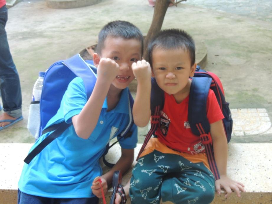 Trung Tâm dạy tiếng Anh Hè bán trú quận Tân Bình