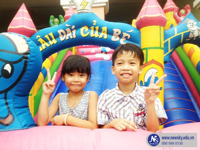Nơi học Tiếng Anh hè cho trẻ em tại TpHCM