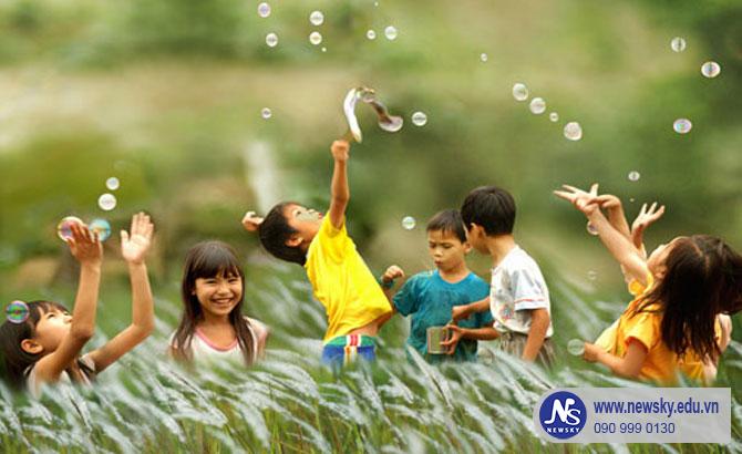 Trung tâm dạy tiếng Anh trẻ em quận Phú Nhuận