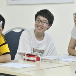 Khóa học tiếng Trung cấp tốc cho Sinh Viên