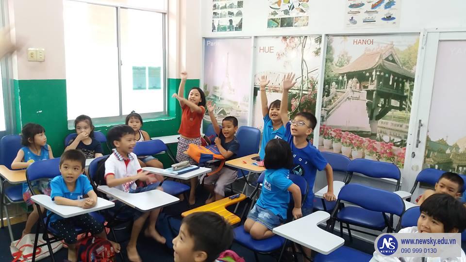 Trung tâm tiếng Anh trẻ em uy tín TPHCM