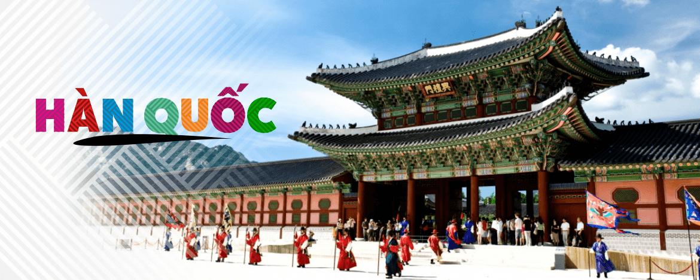 Từ vựng tiếng Hàn về Du Lịch