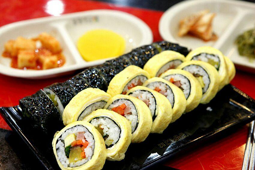 Từ vựng tiếng Hàn về món ăn