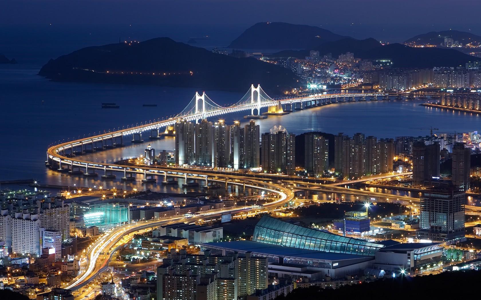 Từ vựng tiếng Hàn về Thành Thị
