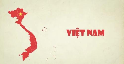 Từ vựng tiếng Trung các tỉnh thành Việt Nam