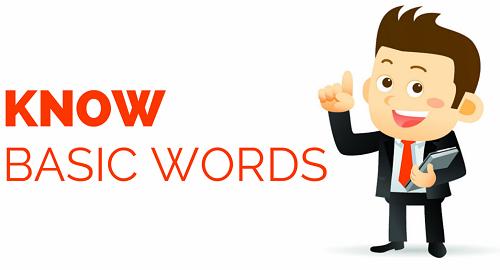 Top 100 từ vựng phổ biến nhất tiếng Anh