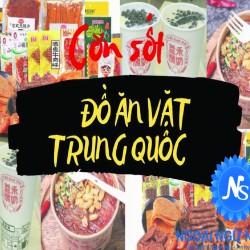 30 món ăn vặt phổ biến bằng tiếng Trung