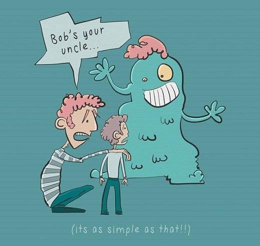 Tiếng Anh giao tiếp: Nói về sự sợ hãi