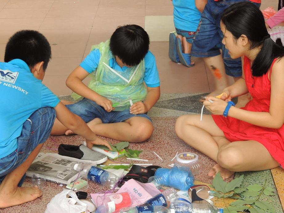Trung tâm dạy Anh Văn hè Bán trú Quận Phú Nhuận