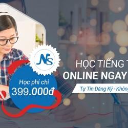 Học phí tiếng Trung Online tại NewSky chỉ từ 399K / khóa