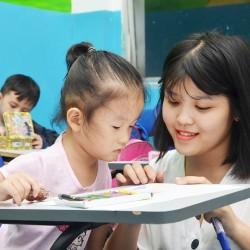 Khóa bán trú tiểu học tại NewSky