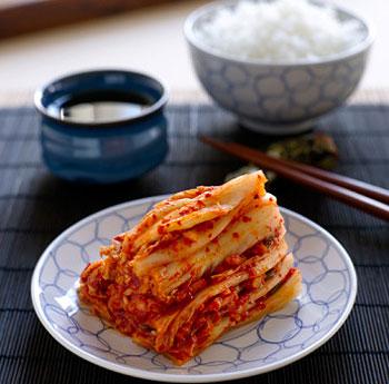 Kim chi – Di sản văn hóa phi vật thể Hàn Quốc