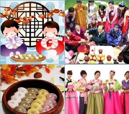 Những ngày lễ tại đất nước Hàn Quốc
