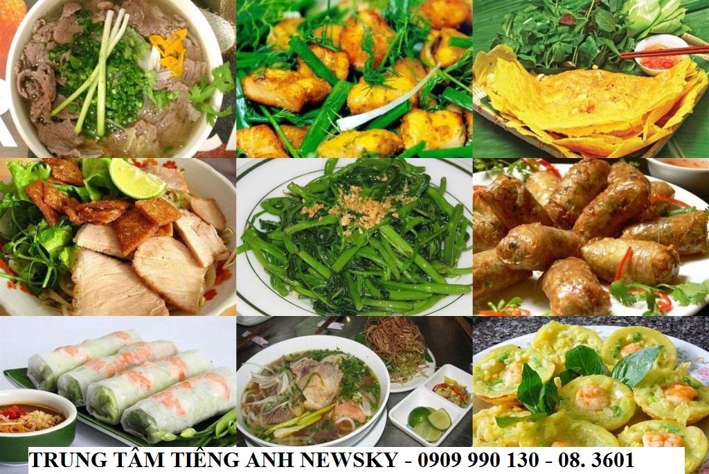 20 món ăn Việt nam nổi tiếng thích hợp để giới thiệu với khách du lịch