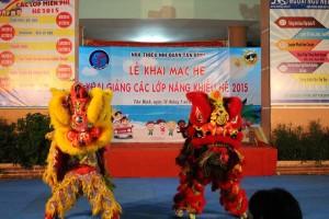 Khai Mạc Khóa Hè 2015