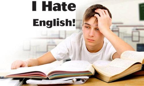Khám phá lí do học sinh không thích giờ tiếng Anh