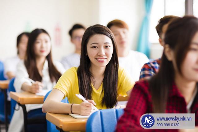 Học tiếng Trung cấp tốc tại TPHCM